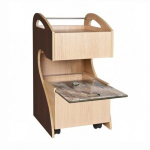 Ion Pedicure Cart