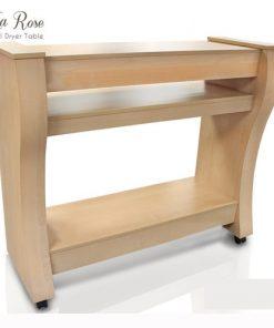 La Rose Nail Dryer Table 56″