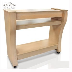 La Rose Nail Dryer Table 56″