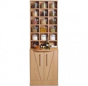 Mini Herbal Display Cabinet