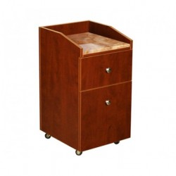 Neo Pedicure Cart Marble 333