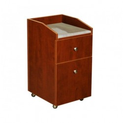 Neo Pedicure Cart Marble 444