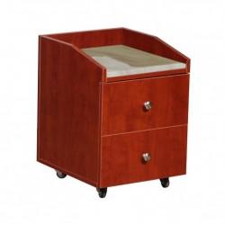 Nina Pedicure Cart Marble 555