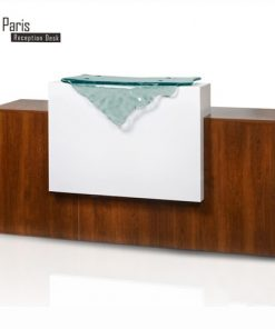 Paris Reception Desk 69″