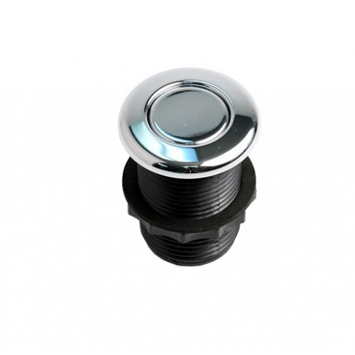 Air Button Chrome