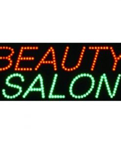 Beauty Salon LED sign
