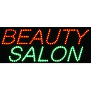 Beauty Salon LED sign