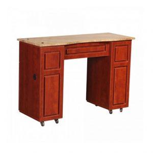 Canterbury Manicure Table Classic Cherry B