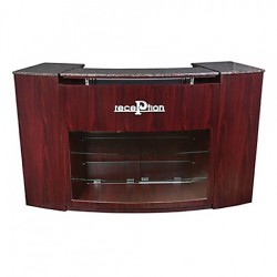 Curved Reception Desk 72 000