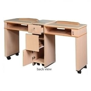 Double Nail Table 60''