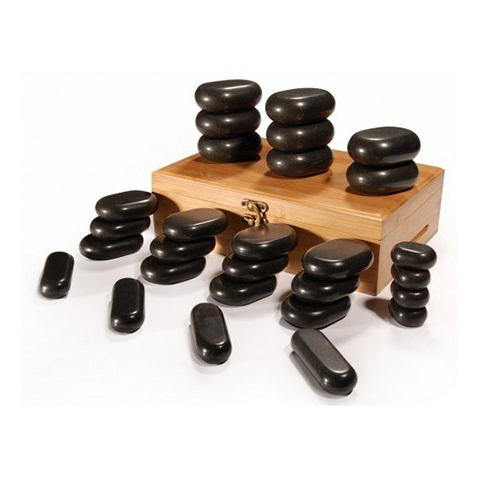 Hot Stone Massage 28 PCS