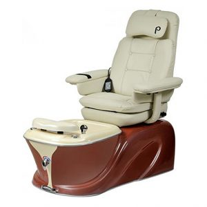 PS61 Siena Spa Pedicure Chair