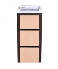 QT Waxing Cabinet