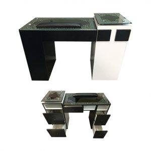 T15S BK Nail Table