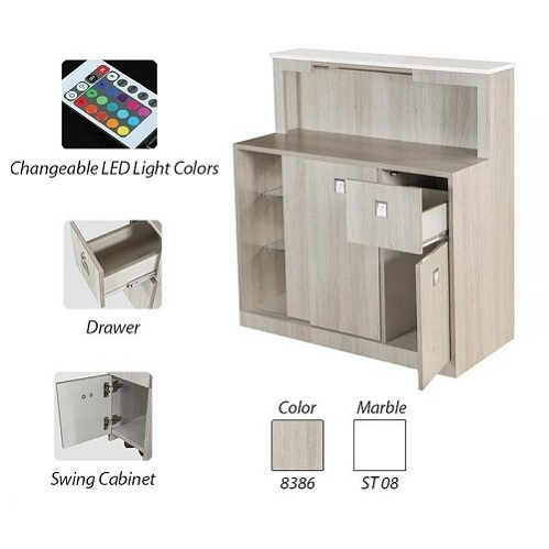 XO Reception Desk #2 40″