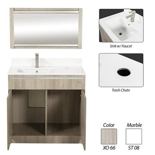 XO Single Sink 36″