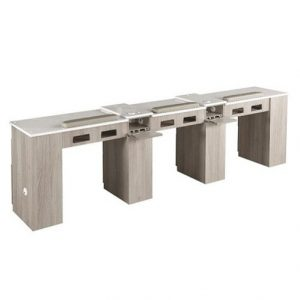 XO Triple Nail Table 109″