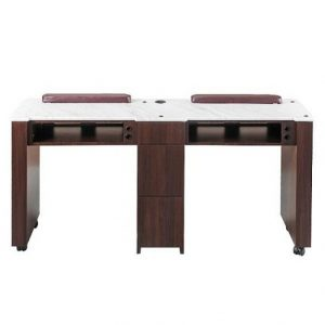 YC Double Nail Table 59″