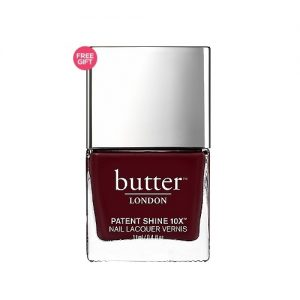 BUTTER LONDON Patent Shine 10X 0.4 oz