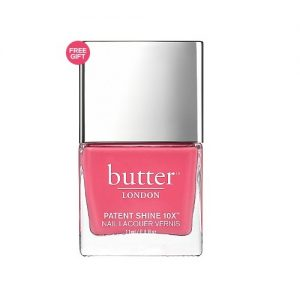 BUTTER LONDON Patent Shine 10X (Opaque Fuchsia Pink Crème)