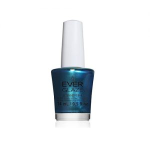CHINA GLAZE Ever Glaze Extended Wear Kiss The Girl 0.5 oz