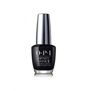 OPI Infinite Shine 2 (Basic Black) 0.5 oz