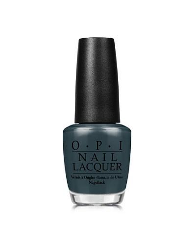 OPI Nail Lacquer (Dusky Blue) 0.5 oz
