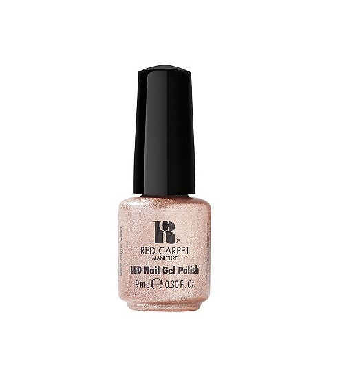 Nail Polish Colors Bronze: RED CARPET MANICURE LED Nail Gel Polish (Bronze Shimmer) 0