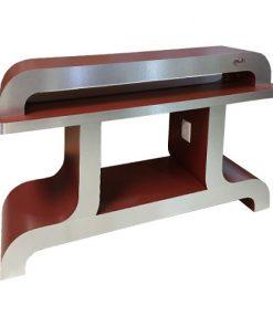 Dryer Station UV 9BS (Burgundy / Aluminum)