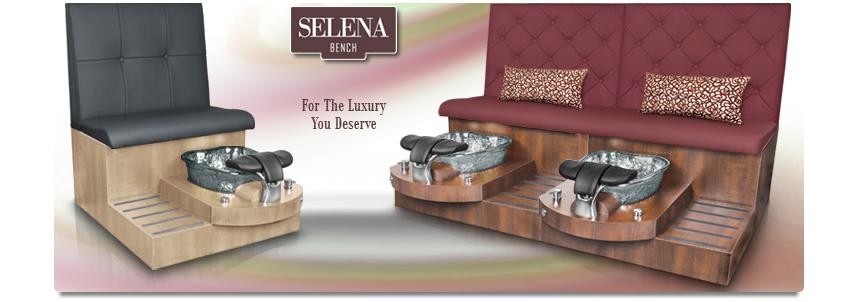 Luxury Pedicure Bench