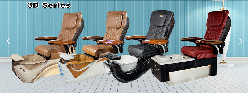 SNS Pedicure Chairs