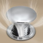 Air Vent System For Spa Chair