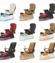 Ampro Spa Pedicure Chair 105.