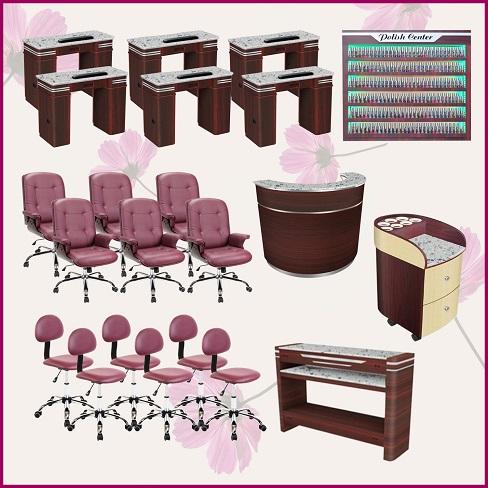Avon Nail Salon Package