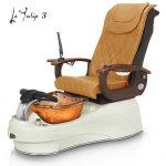 La Tulip 3 Spa Pedicure Chair 040.