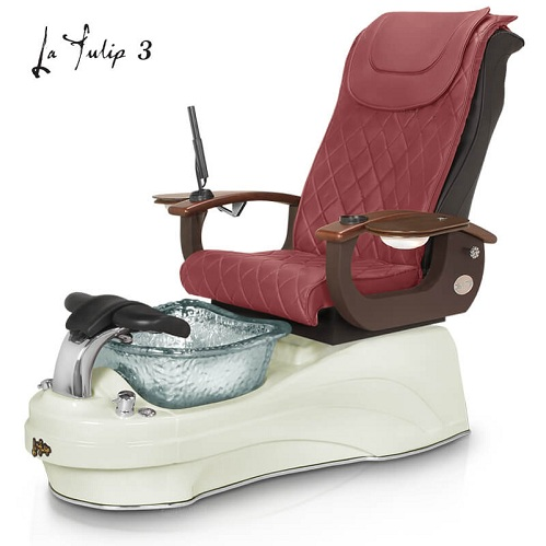 La Tulip 3 Spa Pedicure Chair