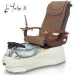 La Tulip 3 Spa Pedicure Chair 102.