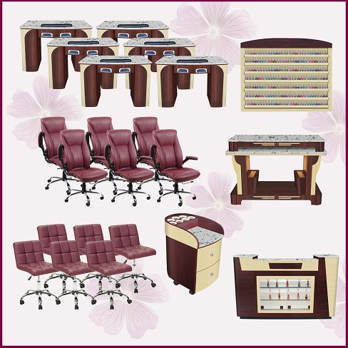 Pedicure Spa Chair Package Deal