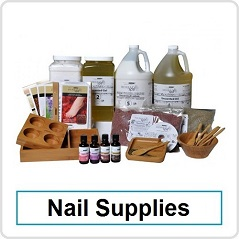 spa salon nail supplies