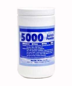 5000™ Clear Acrylic Powder – 24 oz