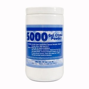 5000™ Crystal Gel Acrylic Powder – 24 oz