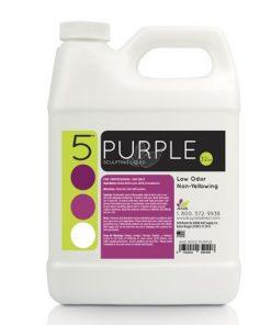 5000™ Purple Acrylic Liquid 1 gal
