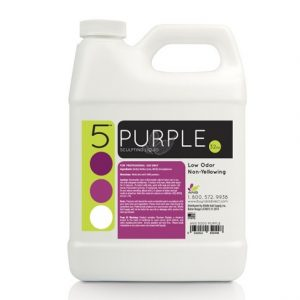 5000™ Purple Acrylic Liquid 1 gal