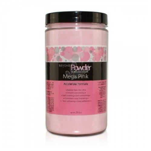 Beyond™ Mega Pink Acrylic Powder