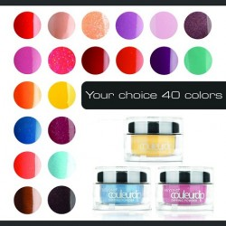 Beyond Couleurdip 2-in-1 Acrylic Dipping Powder - 2 oz - Select any 40 colors