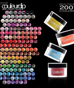 Beyond Couleurdip 2-in-1 Acrylic Dipping Powder 1oz- All color collections