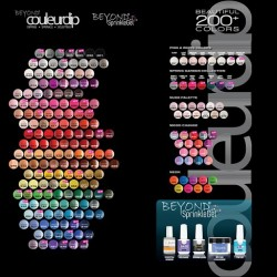 Beyond Couleurdip 2-in-1 Acrylic Dipping Powder- All color collections 000