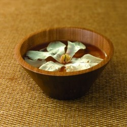 Botanical Escapes Bamboo Spa - Manicure Bowl