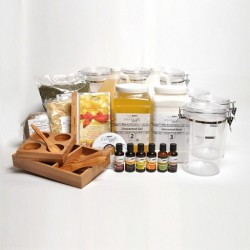 Botanical Escapes Herbal Spa Pedicure - Celebration Festive Kit