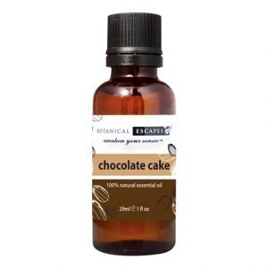 Botanical Escapes Herbal Spa Pedicure – Chocolate Cake Fragrance Oil 1 oz